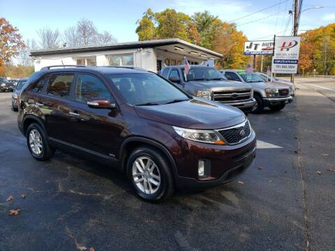 2014 Kia Sorento for sale at Highlands Auto Gallery in Braintree MA
