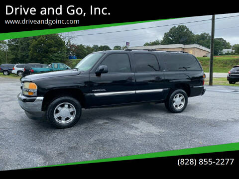 2005 GMC Yukon XL for sale at Drive and Go, Inc. in Hickory NC