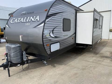 2017 Coachmen Catalina for sale at DK Auto in Centerville SD