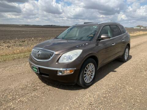 2008 Buick Enclave for sale at HALVORSON AUTO in Cooperstown ND
