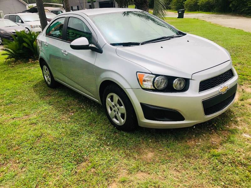 2015 Chevrolet Sonic for sale at Auto 1 Madison in Madison GA