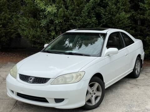 2004 Honda Civic for sale at Global Pre-Owned in Fayetteville GA