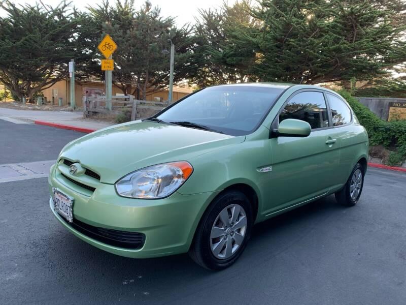 2010 Hyundai Accent for sale at Dodi Auto Sales in Monterey CA