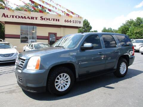 2009 GMC Yukon for sale at Automart South in Alabaster AL