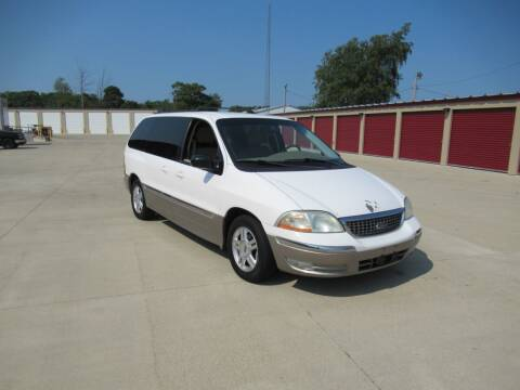 2002 Ford Windstar for sale at Perfection Auto Detailing & Wheels in Bloomington IL
