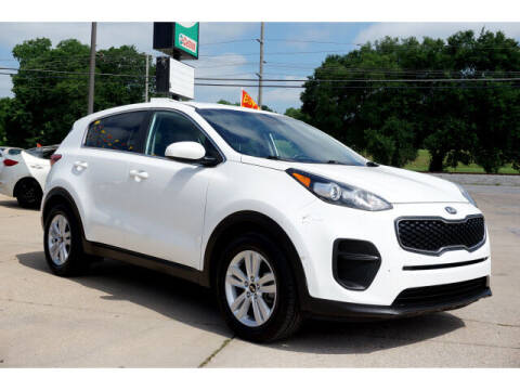 2018 Kia Sportage for sale at Autosource in Sand Springs OK