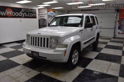 2012 Jeep Liberty for sale at WOODY'S AUTOMOTIVE GROUP in Chillicothe MO