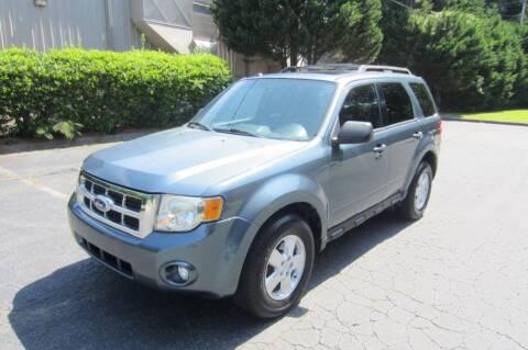 2012 Ford Escape for sale at Key Auto Center in Marietta GA