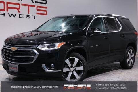 2018 Chevrolet Traverse for sale at Fishers Imports in Fishers IN