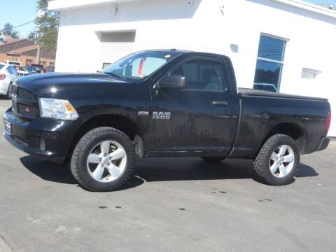 2013 RAM Ram Pickup 1500 for sale at Price Auto Sales 2 in Concord NH