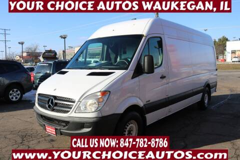 2012 Mercedes-Benz Sprinter Cargo for sale at Your Choice Autos - Waukegan in Waukegan IL