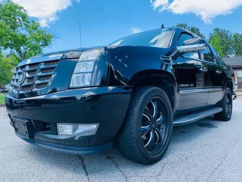 2009 Cadillac Escalade EXT for sale at Classic Luxury Motors in Buford GA