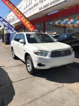 2009 Toyota Highlander Hybrid for sale at New 3 Way Auto Sales in Bronx NY