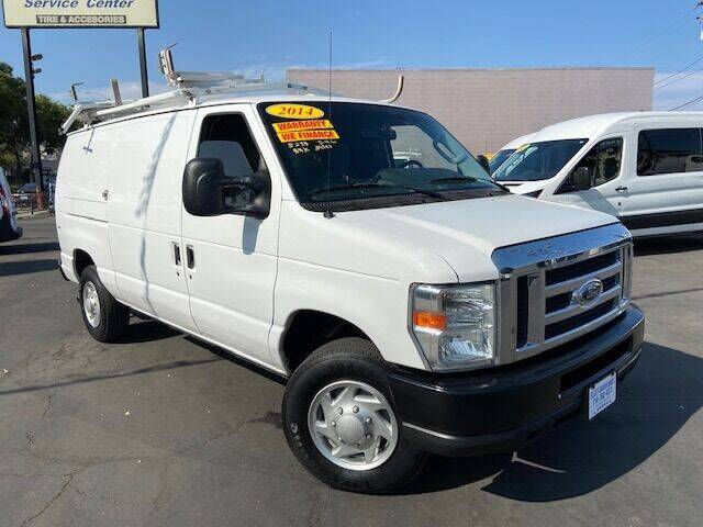 2014 Ford E-Series Cargo for sale in Santa Ana, CA