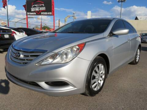 2011 Hyundai Sonata for sale at Moving Rides in El Paso TX