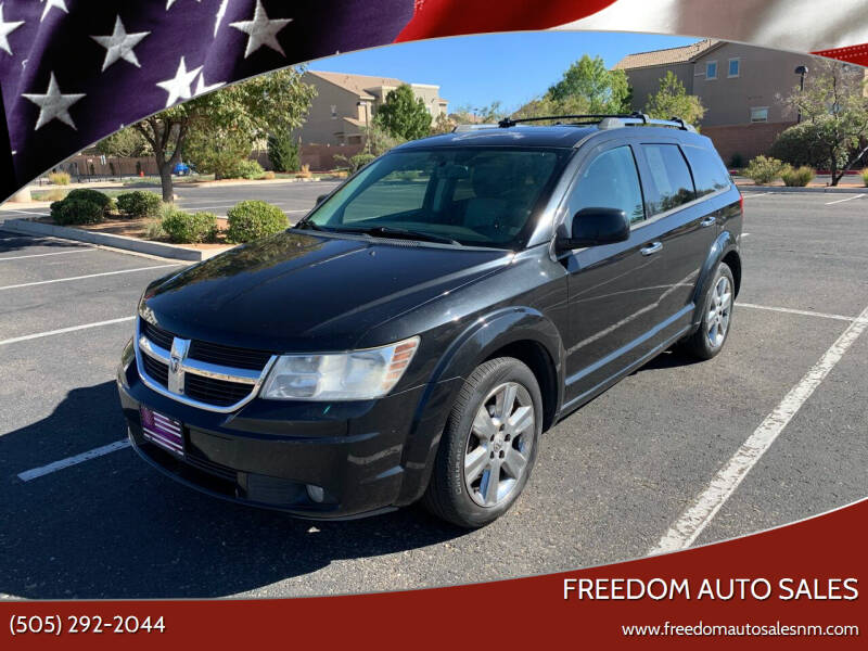 2009 Dodge Journey for sale at Freedom Auto Sales in Albuquerque NM
