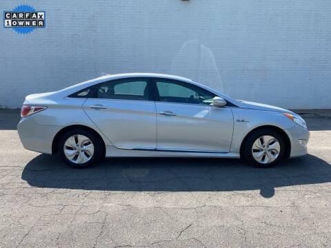 2014 Hyundai Sonata Hybrid for sale at Smart Chevrolet in Madison NC