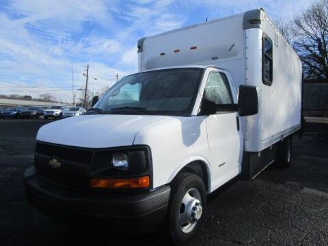 2013 Chevrolet Express Cutaway for sale at Lewis Page Auto Brokers in Gainesville GA