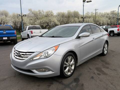 2011 Hyundai Sonata for sale at Low Cost Cars North in Whitehall OH
