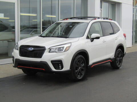 2021 Subaru Forester for sale at Brunswick Auto Mart in Brunswick OH