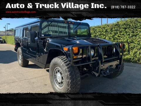 2006 HUMMER H1 Alpha for sale at Auto & Truck Village Inc. in Van Nuys CA