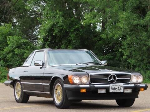 1985 Mercedes-Benz 380-Class for sale at Big Man Motors in Farmington MN