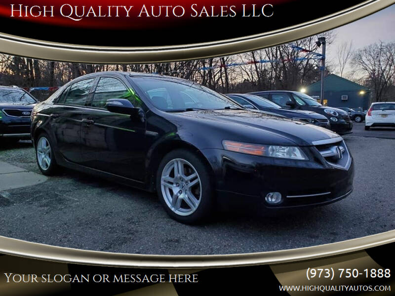 2008 Acura TL for sale at High Quality Auto Sales LLC in Bloomingdale NJ