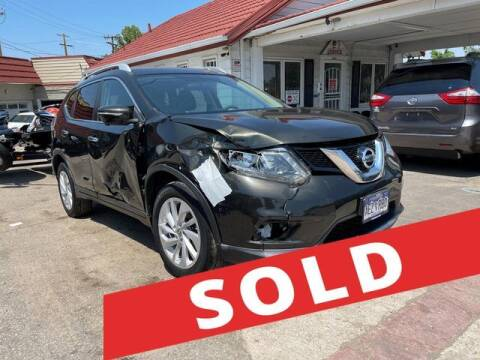 2015 Nissan Rogue for sale at ELITE MOTOR CARS OF MIAMI in Miami FL