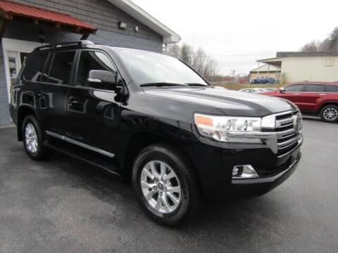 2019 Toyota Land Cruiser for sale at Specialty Car Company in North Wilkesboro NC