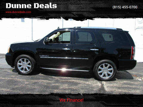 2009 GMC Yukon for sale at Dunne Deals in Crystal Lake IL