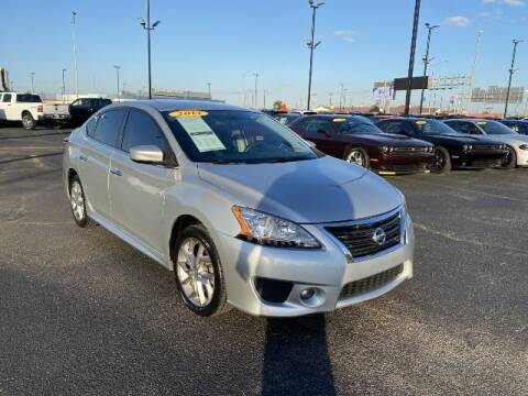 2014 Nissan Sentra for sale at Bayird Truck Center in Paragould AR