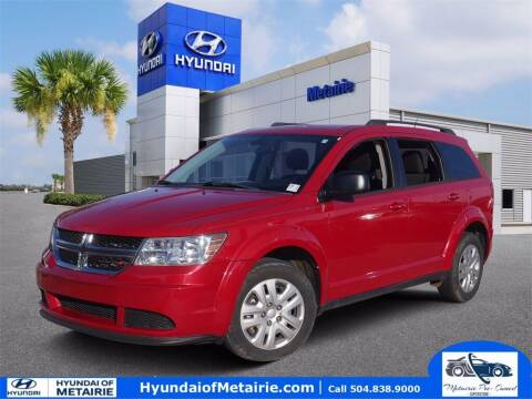 2018 Dodge Journey for sale at Metairie Preowned Superstore in Metairie LA