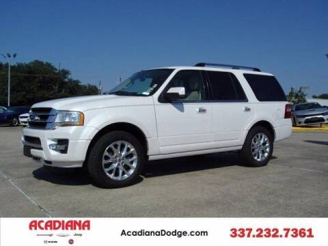 2015 Ford Expedition for sale at Acadiana Automotive Group - Acadiana DCJRF Lafayette in Lafayette LA