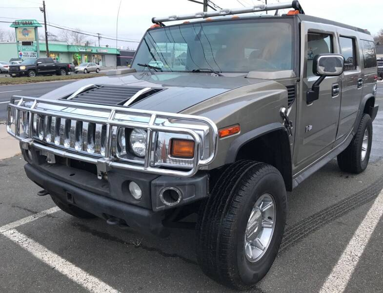 2005 HUMMER H2 for sale at MAGIC AUTO SALES in Little Ferry NJ