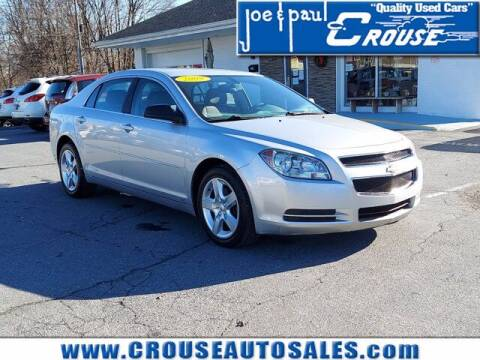 2009 Chevrolet Malibu for sale at Joe and Paul Crouse Inc. in Columbia PA