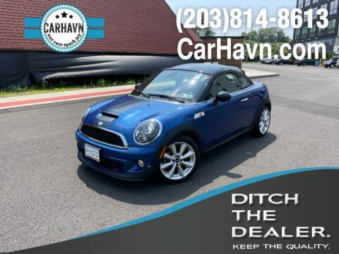2013 MINI Coupe for sale at CarHavn in New Haven CT