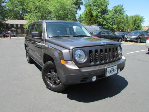 2015 Jeep Patriot for sale at K & S Motors Corp in Linden NJ