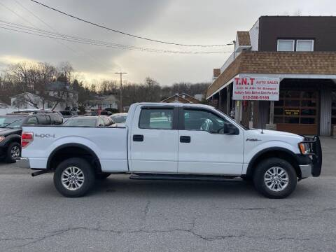 2013 Ford F-150 for sale at TNT Auto Sales in Bangor PA
