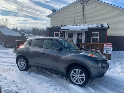 2012 Nissan JUKE for sale at PENWAY AUTOMOTIVE in Chambersburg PA