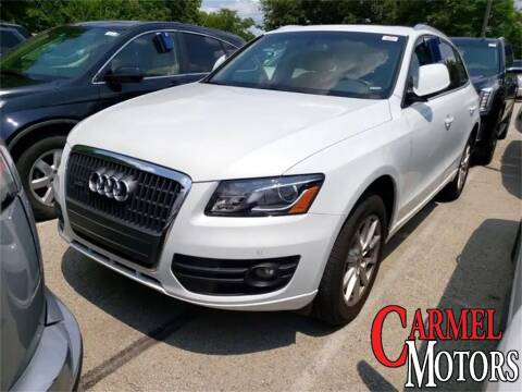 2012 Audi Q5 for sale at Carmel Motors in Indianapolis IN