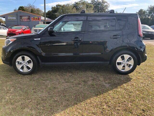 2016 Kia Soul for sale at Unique Motor Sport Sales in Kissimmee FL