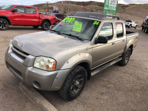 2004 Nissan Frontier for sale at Hilltop Motors in Globe AZ