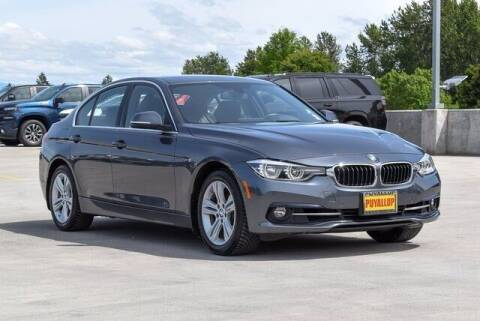 2017 BMW 3 Series for sale at Chevrolet Buick GMC of Puyallup in Puyallup WA