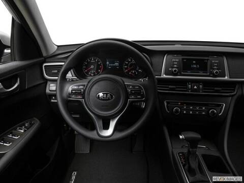 2017 Kia Optima for sale at Watson Auto Group in Fort Worth TX