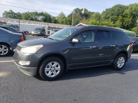 2012 Chevrolet Traverse for sale at A-1 Auto Sales in Anderson SC