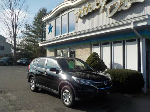 2016 Honda CR-V for sale at Nicky D's in Easthampton MA