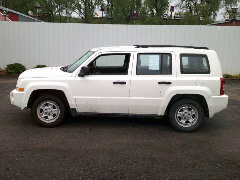 2010 Jeep Patriot for sale at Chaddock Auto Sales in Rochester MN
