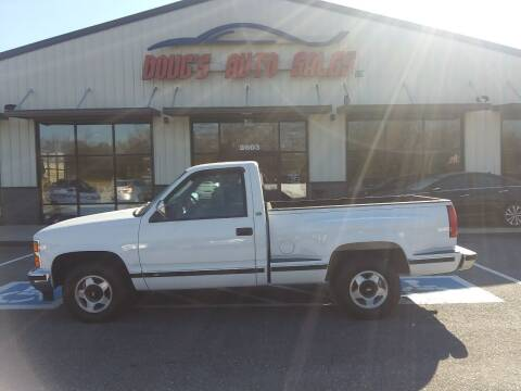 1989 Chevrolet C/K 1500 Series for sale at DOUG'S AUTO SALES INC in Pleasant View TN