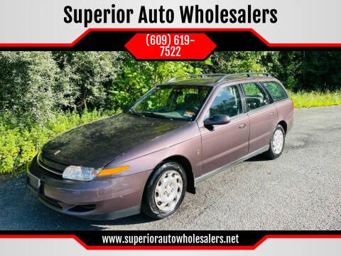 2000 Saturn L-Series for sale at Superior Auto Wholesalers in Burlington NJ