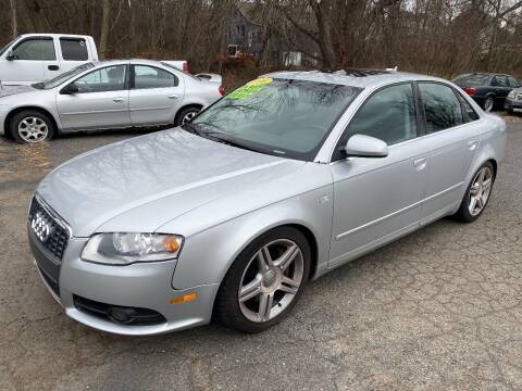2006 Audi A4 for sale at East Windsor Auto in East Windsor CT